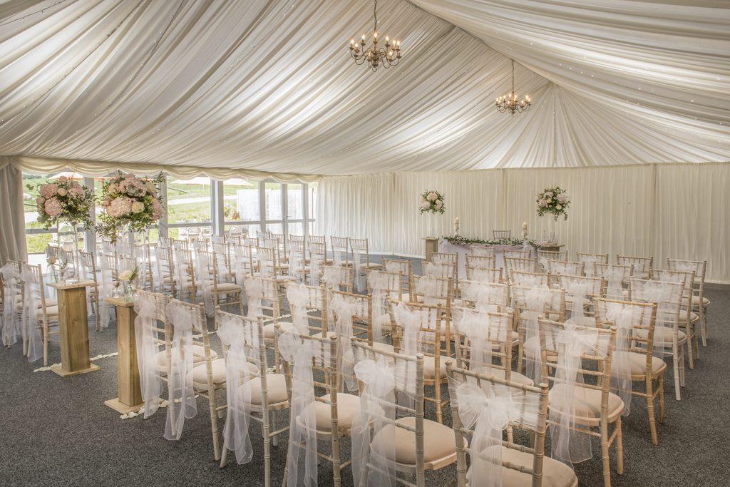 Wedding Barn - ceremony